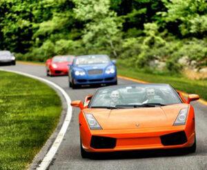 Exotic Car Tours