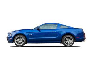 Ford Mustang Rental Miami