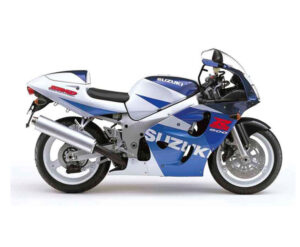 Suzuki GSX 600 R