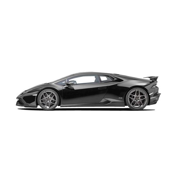 2017 Lamborghini Huracan Interior: I95 Exotics Rentals